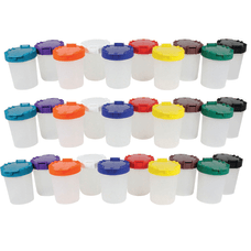 Sargent Art No Spill Paint Cups
