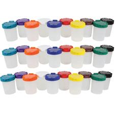 Sargent Art No Spill Paint Cups