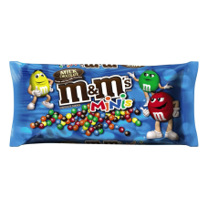 M Ms Milk Chocolate MINIS Candy