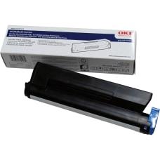 OKI 43979201 Original High Yield Black