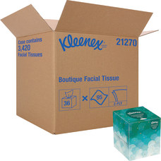 Kleenex BOUTIQUE 2 Ply Box Tissue