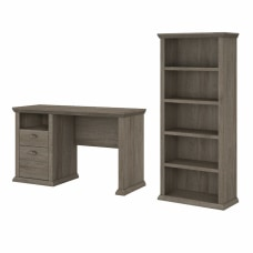 Bush Furniture Yorktown 50 W Home