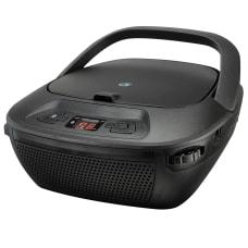 GPX Bluetooth BCB117B CD Boombox With