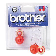 Brother 3010 Lift Off Tapes Pack