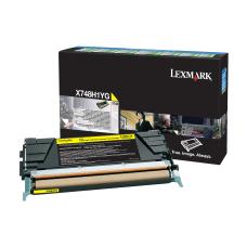 Lexmark X748 High Yield Return Program