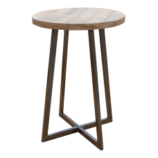 FirsTime Co Miles Rustic Accent Table