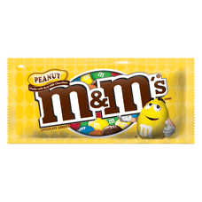 M Ms Peanut Chocolate Candies 174