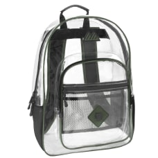 Trailmaker Clear Backpack Green