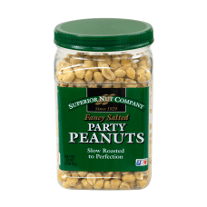 Superior Nut Fancy Salted Party Peanuts
