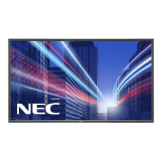 NEC Display 80 LED Backlit Commercial