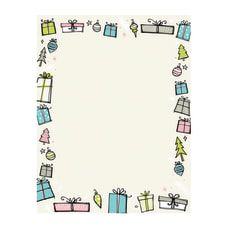 Great Papers Holiday Themed Letterhead Paper