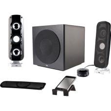 Cyber Acoustics 21 Speaker System 36