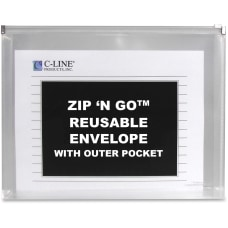 C Line Zip N Go Reusable