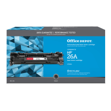 Office Depot Brand OD26A Remanufactured Toner