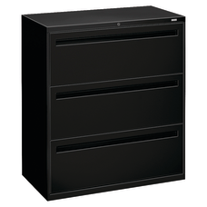 HON 36 W Lateral 3 Drawer