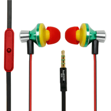 GOgroove AudiOHM iDX In Ear Headphones