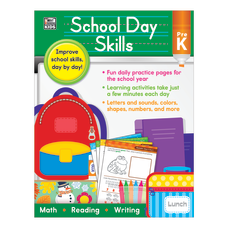 Thinking Kids School Day Skills Grade