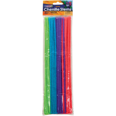 Pacon Spiral Chenille Stems Classroom Home