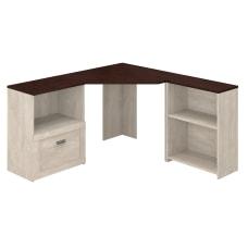 Bush Furniture Townhill Corner Desk With