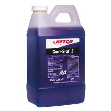 Betco Quat Stat 5 Disinfectant Lavender
