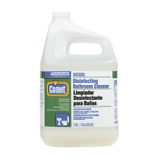 Comet Disinfecting Bathroom Cleaner 128 Oz