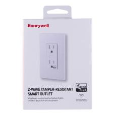 Honeywell Z Wave Plus Tamper Resistant