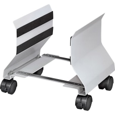 Fellowes Premium CPU Stand With Wheels