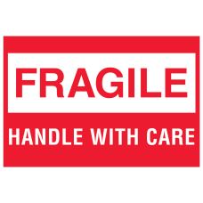 Tape Logic Preprinted Shipping Labels DL1051
