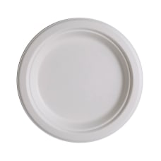 Eco Products Sugarcane Plates 9 Pack