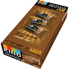 KIND Breakfast Protein Bars Dark Chocolate