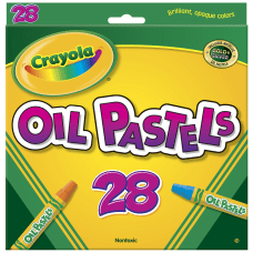 Crayola Oil Pastels Assorted Colors Set