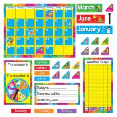 TREND Year Around Calendar Bulletin Board