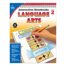 Carson Dellosa Interactive Language Arts Notebook