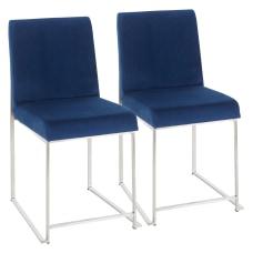 LumiSource Fuji High Back Dining Chairs