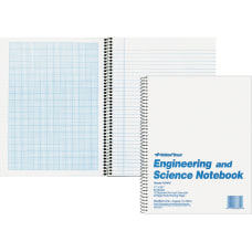 Rediform Engineering and Science Notebook Letter