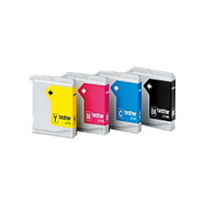 Brother LC51 BlackColor Ink Cartridges Pack