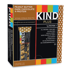 KIND Plus Dark Chocolate Peanut Butter