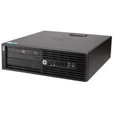 HP Workstation Z210 SFF Refurbished Desktop
