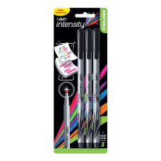 BIC Intensity Fineliner Marker Pens Medium