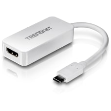 TRENDnet USB C to HDMI 4K