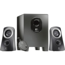Logitech Z313 3 Piece Speaker System