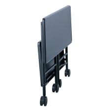 Safco Folding Office Cart 30 H