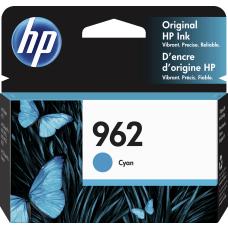 HP 962 Original Ink Cartridge Cyan