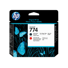 HP Designjet 774 Matte BlackChromatic Red