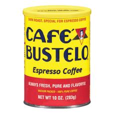 Cafe Bustelo Dark Roast Espresso Coffee