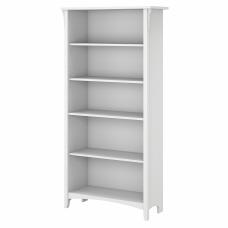 Bush Furniture Salinas 5 Shelf Bookcase