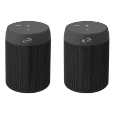 iLive Portable Dual ISB2139B Wireless Speakers