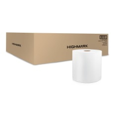 Highmark 1 Ply Hardwound Paper Towels