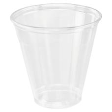 Dart Ultra Clear PET Cups 5