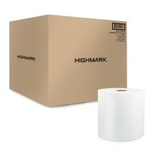 Highmark Hardwound 1 Ply Paper Towels